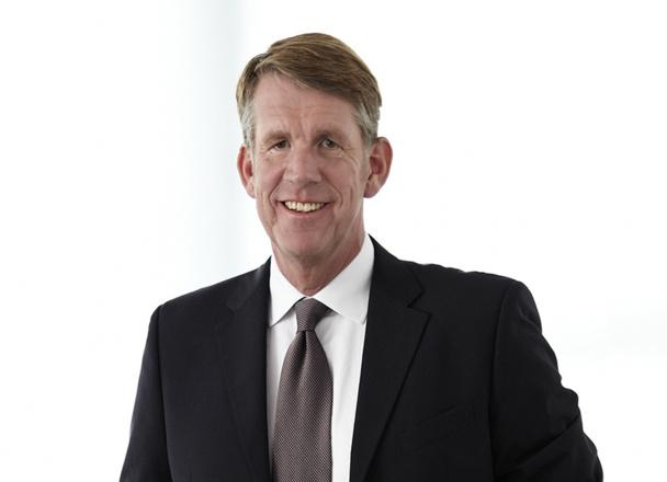 Friedrich Joussen, 49 ans, ex-patron de Vodafone Allemagne, prend la tête de TUI AG - DR TUI AG