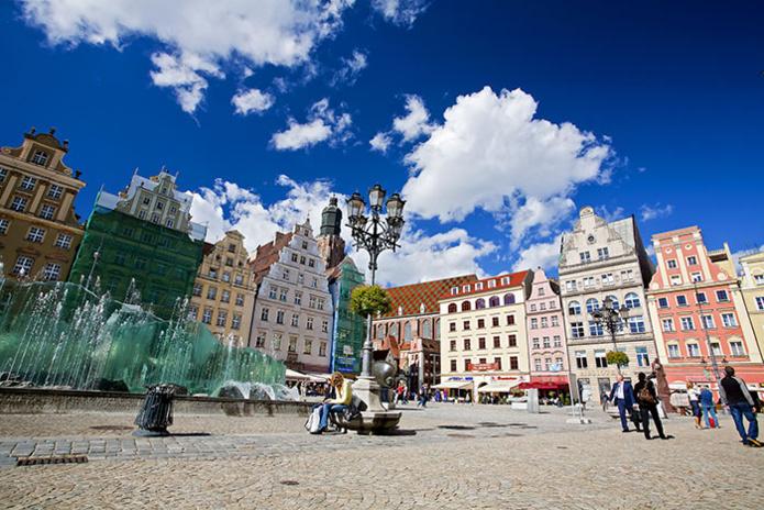 Wroclaw - DR Polish Tourism Organisation