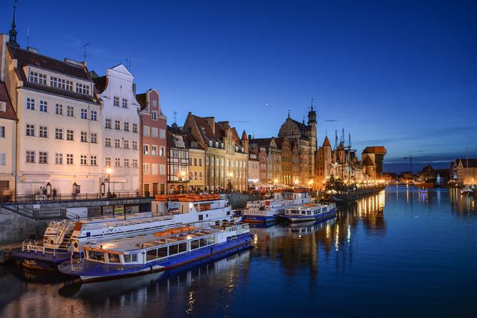 Gdansk - DR Polish Tourism Organisation