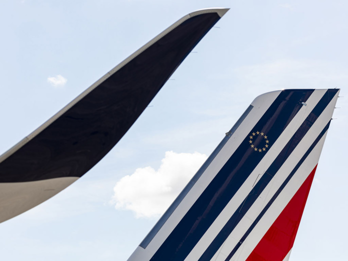 Air France a traité près de 3 millions de demandes - Crédit photo : AF