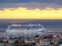 Le Costa Smeralda, premier navire GNL, fleuron de la flotte - Copyright François Jonniaux