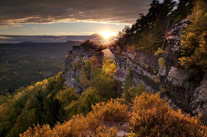Parc national La Suisse tchèque © CzechTourism