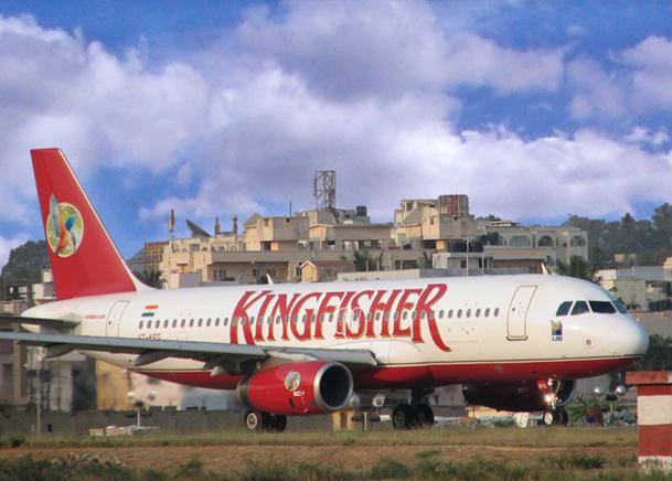En moins de 7 ans, Kingfisher a aligné 2 milliards de dollars de pertes soit tout de même 782.000 euros par jour - DR : Wikipédia