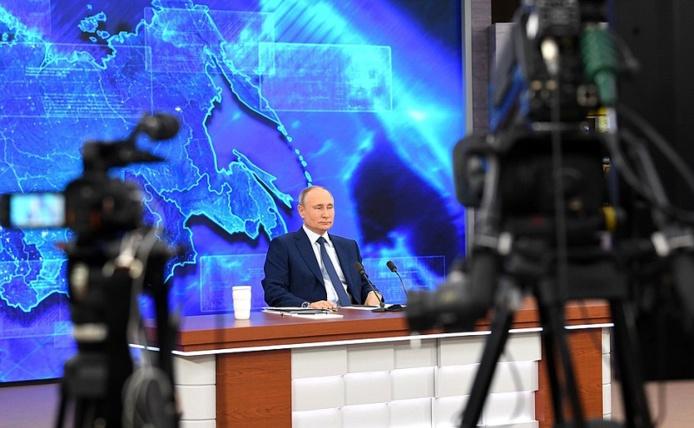 La Russie s'ouvrira quand la situation sanitaire le permettra... (photo: Kremlin)