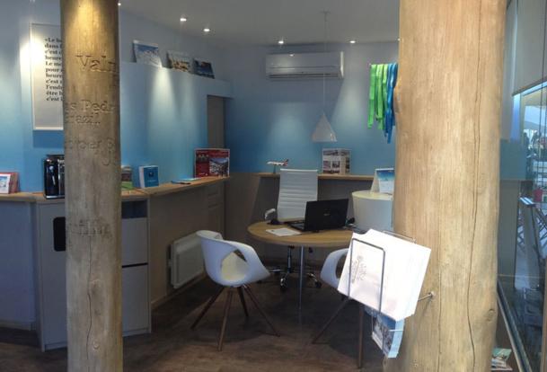 La nouvelle agence Alma Voyages située à la Rochelle porte l'enseigne Club Med - Photo DR