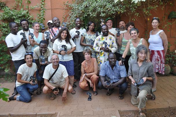 La Caravane Solidaire 2013 parcourra durant 15 jours une dizaine de sites en Afrique de l'Ouest - DR : Afrotiga