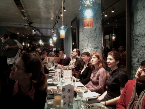 Une vingtaine d'agences de voyages sont venues célébrer le Nouvel An Chinois invitées par les OT de Hong Kong et Macau. DR