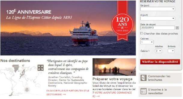 Le 2 juillet 2013, la ligne de l'Express Côtier fêtera les 120 ans de son lancement - Capture d'écran