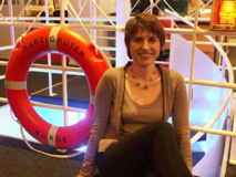 Christine Bois est la Directrice France d'Hurtigruten - Photo DR