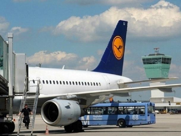 1 000 emplois sur les sites allemands de Lufthansa sont menacés - Photo J.D.L.