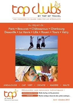Top of Travel décline sa brochure en 4 versions pour 4 régions - DR