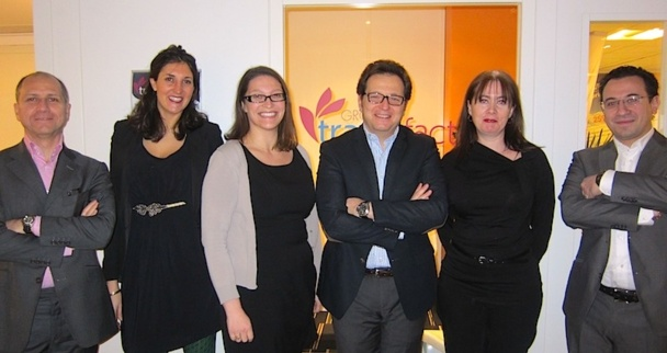 L'équipe de Travelfactory ne va pas manquer de travail pour doubler son chiffre d'affaires d'ici 2014. DR