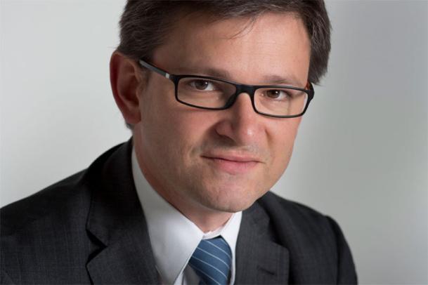 Jean-Charles Tréhan est promu Directeur Délégué à la Communication, en charge de l'Information et des Contenus. - DR