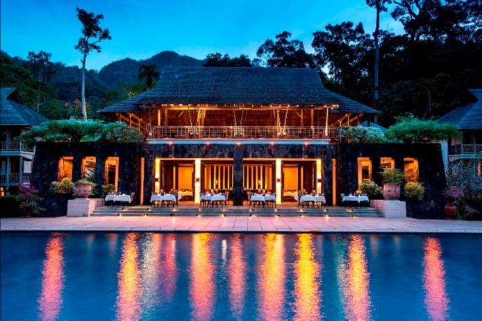 l'hôtel malaisien Datai Langkawi - DR
