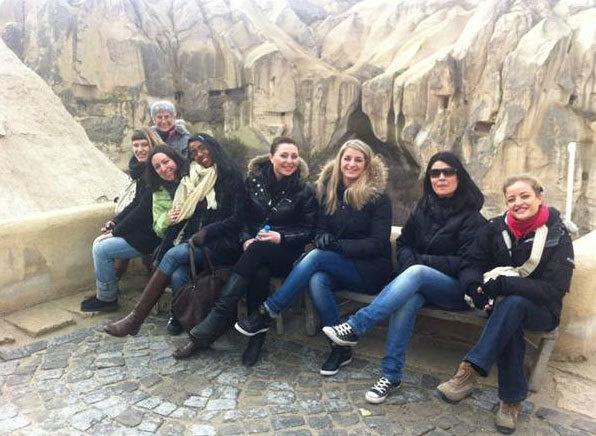 Travelcube emmène les agents de voyages en Turquie