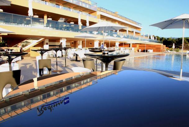 Avec la construction du Radisson blu Hotel & spa à Ajaccio et  doté de son centre de thalassothérapie de 900 M2, Ollandini s'engage dans le bien-être - Photo © Sylvain Alessandri