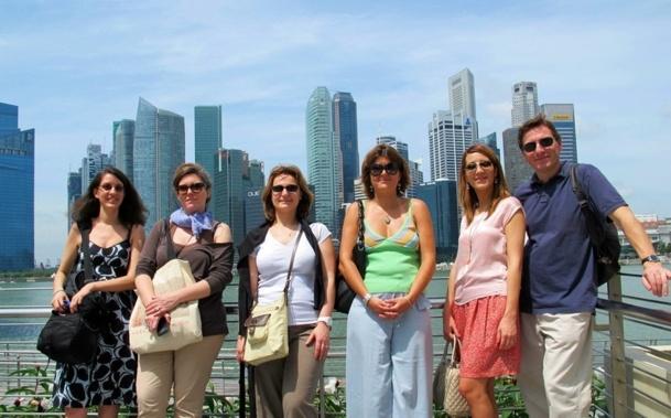Singapour, la destination du sud-est asiatique qui a mangé du lion