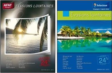 La brochure Evasions lointaines 2012-2013 compte 5 nouveautés - DR