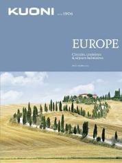 La deuxième édition de la brochure Europe de Kuoni est valable d'avril à octobre 2013 - DR