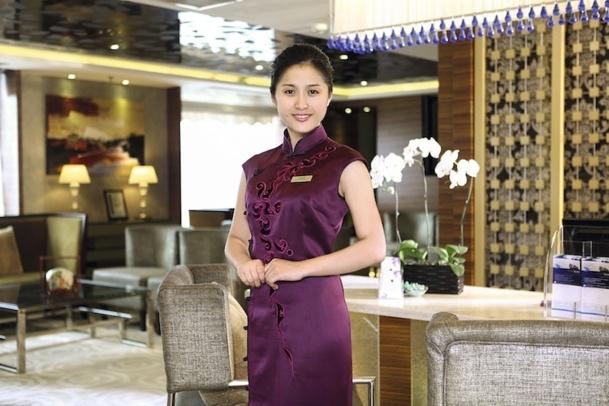 Afin de répondre aux attentes très spécifiques de certains marchés, Accor a lancé l'année dernière une adaptation du Grand Mercure en Chine, sous le nom de MeiJue. DR