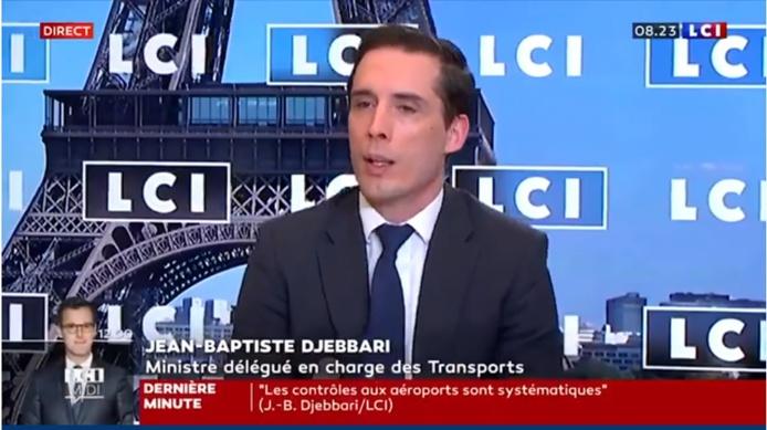 Jean-Baptiste Djebbari - DR
