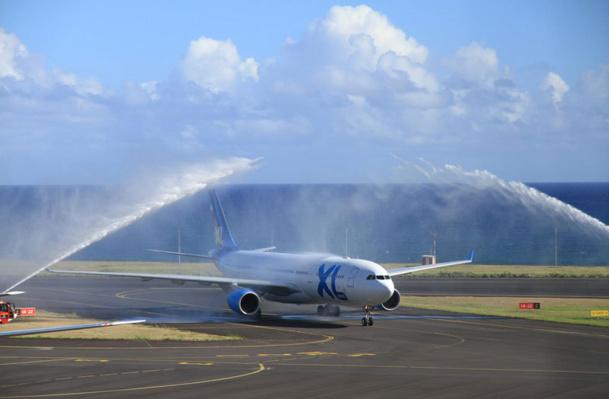 XL Airways France a inauguré fin 2012 son nouvel A330-300 configuré entièrement en classe économique et qui vole sur des destinations longs-courriers low cost  - DR