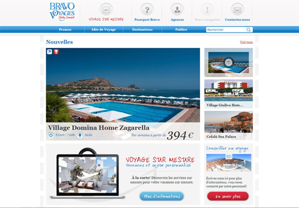 Italie : Bravo Voyages vers une cessation de paiement ?