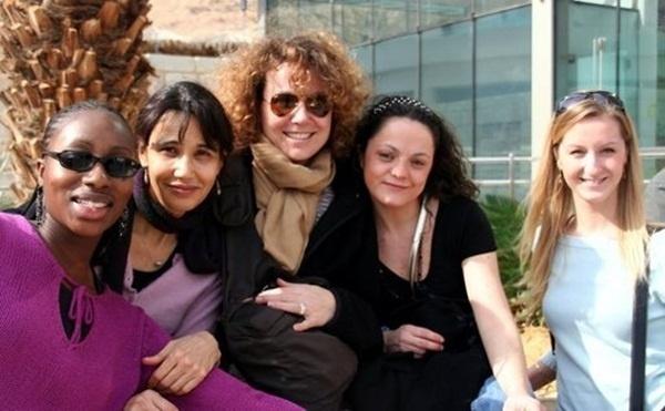 Travailler avec des femmes, c'est un vrai plaisir… Et c'est souvent là que je m'aperçois qu'elles sont vachement plus efficaces que nous, les mecs ! /photo JDL