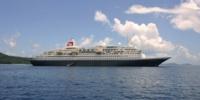 Le navire après allongement opérant sous le nom de black watch lors de son exploitation chez Fred Olson Cruises - DR
