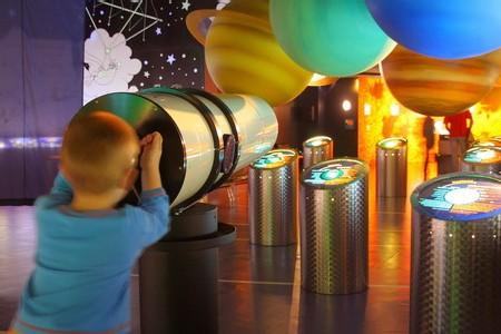 Planétarium Ludiver : nouvel espace muséographique pour les enfants