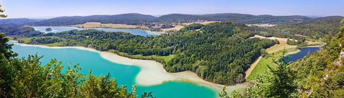 Belvédère des 4 Lacs Jura ©Maxime Coquard-Jura Tourisme