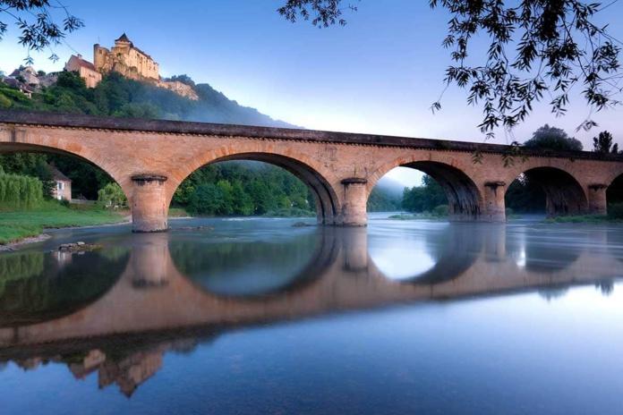 Alsace, Dordogne, Provence - DR