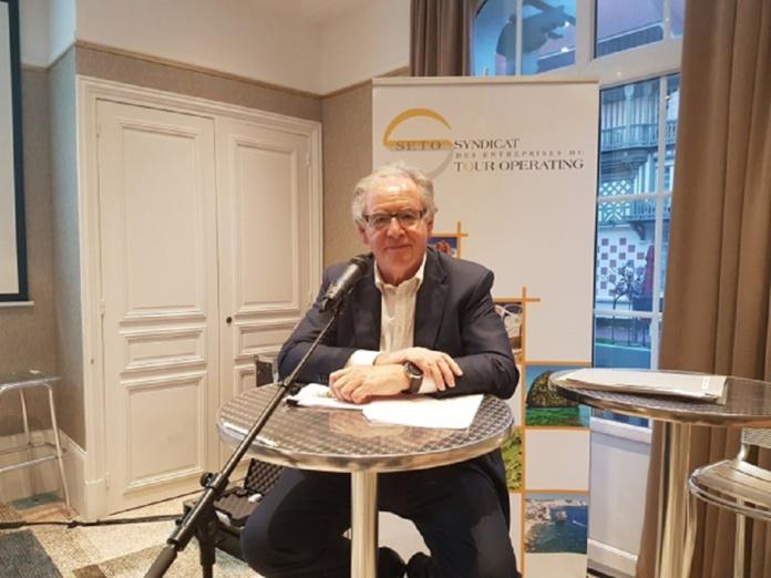 René-Marc Chikli, le président du SETO, a réagi aux annonces du Quai d'Orsay - DR