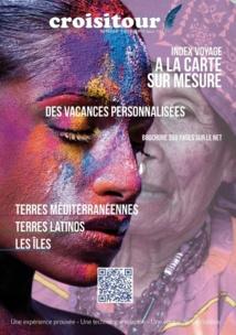 Croisitour a décidé de publier une brochure index avec des références qui renvoient sur un catalogue complet de 384 pages mis à jour quotidien en ligne - DR