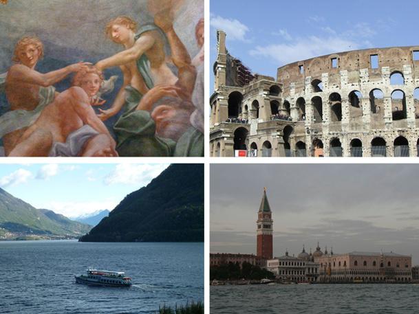 L'Italie ne peut pas se visiter en une seule fois et les voyagistes bénéficient d'un important retour de clientèle - DR : JDL