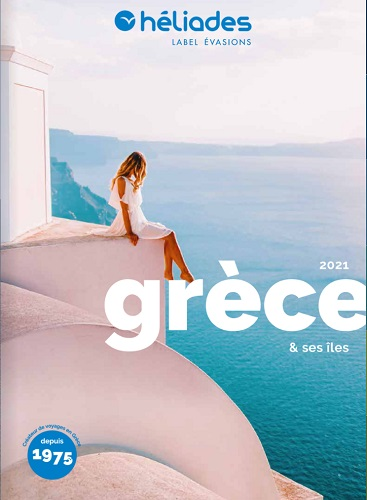Héliades vient de faire paraître sa brochure 2021 - DR