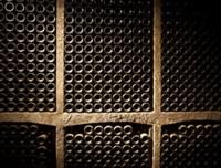 La cave personnelle d'un producteur de vins de Bourgogne © BIVB