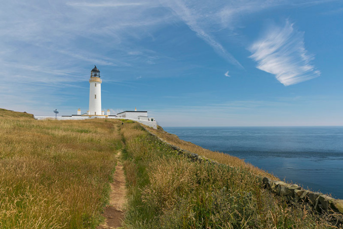 Mull of Galloway Lighthouse - DR VisitScotland - Kenny Lam