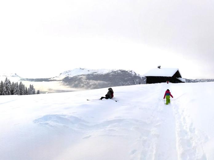 Les 112 stations de Savoie Mont-Blanc ne baissent pas les bras et se tiennent quand même prêtes à accueillir des visiteurs - Photo Mathieu BOZON