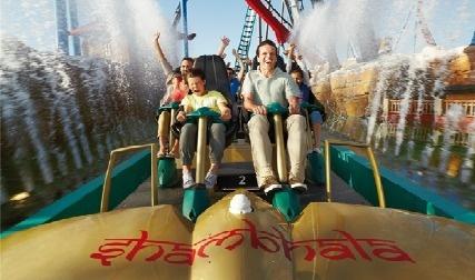 En 2012, PortAventura a accuilli 3,8 millions de visiteurs dont 35 % d'étrangers - Photo DR