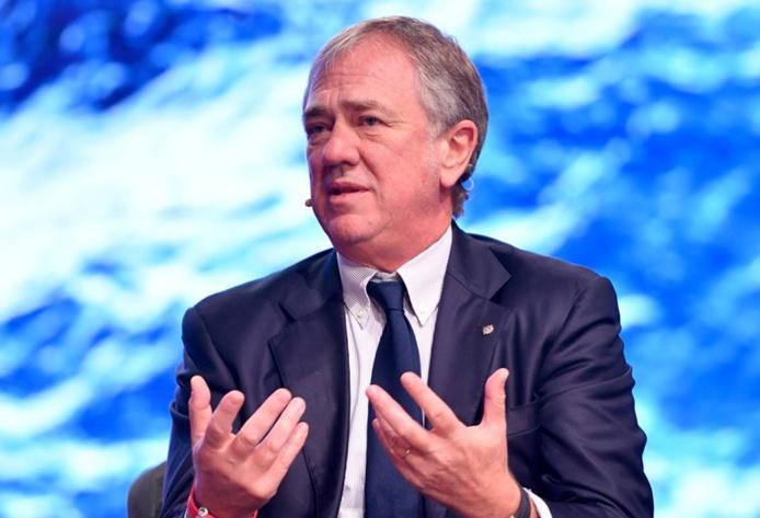 M. Vago succède à Adam Goldstein, qui a récemment terminé son deuxième mandat en tant que Président Monde de CLIA. /crédit MSC