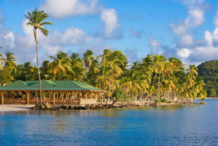 Le Club Med Les Boucaniers à la Martinique - DR