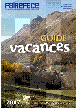 Handicap : l'APF publie le « Guide Vacances 2007 »