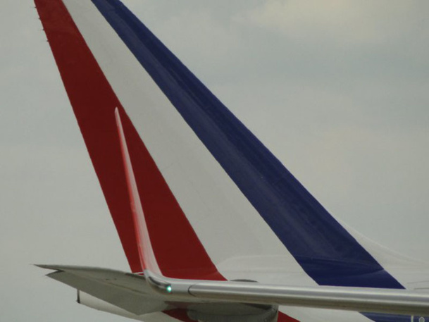 """L'idée d'un catalogue avec, pour les voyages concernés, un petit logo tricolore """"ACF"""" (acheminement sur une compagnie aérienne française) est-elle utopique, se demande C.Hardin - DR"""