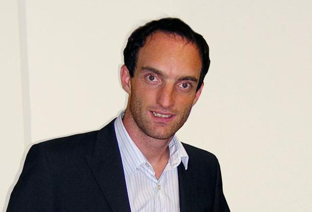 Frédéric Pilloud est le directeur commercial et marketing d'Odigeo France - DR