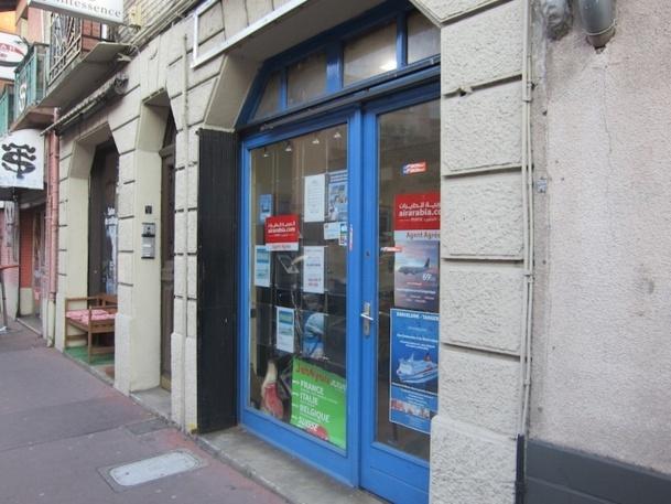 Devanture de CTM Evasions, qui exerce à Toulouse depuis 18 mois sans immatriculation. DR