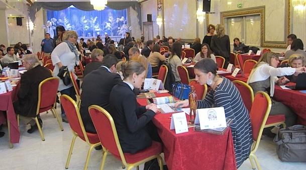 La 3e édition du workshop réceptifs du réseau Selectour-Afat a réuni une centaine d'agences de voyages venues rencontrer 70 DMC. DR