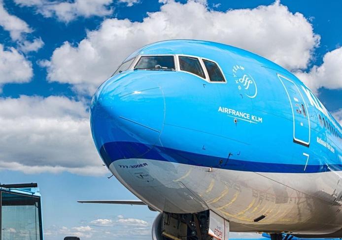 La compagnie KLM maintient finalement ses vols long-courrier - Photo KLM