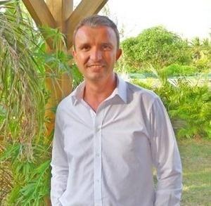 Christophe Adam est le nouveau directeur commercial et marketing des hôtels Lux* Resorts de la Réunion - Photo DR