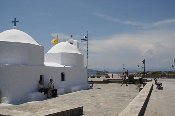 Le calendrier plus tardif cette année favorise les réservations sur la Grèce, étant donné que l'on va vers les beaux jours - DR : JDL